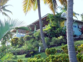 Pelican House - Pelican House-Charming Villa with Spectacular view - Marigot Bay - rentals