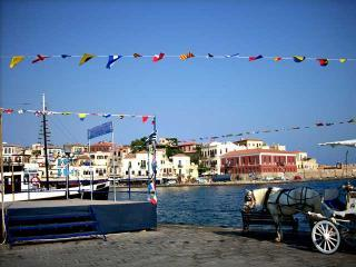 CHANIA old city, modern  house - Tersanas vacation rentals