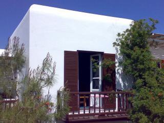 balcony - Mykonos town one bedroom flat, luxurious compound. - Mykonos - rentals