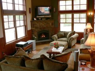 Living Room - BALSAMS 21 - Lake Placid - rentals
