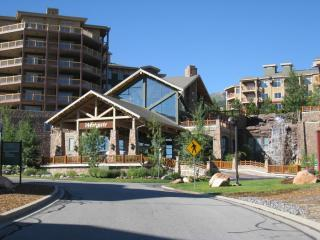 Entrance to the Resort - 1 Bedroom Condo at Westgate at The Canyons - Park City - rentals