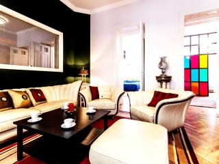 5 bedroom  Design Apartment in Fashion District, A/C, Wifi, 185 sqm - Budapest vacation rentals