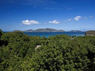 400 yards from the villa to the white sands of Smugglers Cove Beach. MAT SAD - Belmont vacation rentals