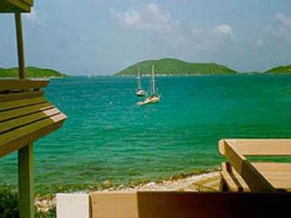 Steps from the water's edge, this villa is tastefully decorated in true Caribbean style. VG BOW - Leverick Bay vacation rentals
