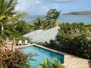 Right on the beach, a few steps from the water's edge. Unique two-story villa. VG LIL - Leverick Bay vacation rentals