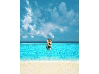 coupleinwater - Cookie House - Cat Island - rentals