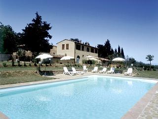 Farmhouse Rental in Tuscany, Tavarnelle in val di Pesa - Casa della Fioraia - Tavarnelle Val di Pesa vacation rentals