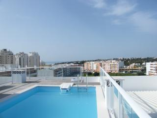 Roof Top Pool - Armacao De Pera Apartment with Rooftop Pool (AL) - Armação de Pêra - rentals