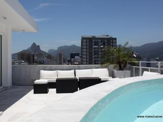Rio037 - Penthouse in Ipanema - State of Rio de Janeiro vacation rentals