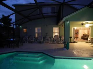 Dreamy Corner luxury family villa with lake views - Clermont vacation rentals