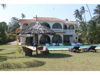 The villa with makuti shades and swimming pool - Exclusive 400sqm villa Divine Dove On the beach - Diani - rentals
