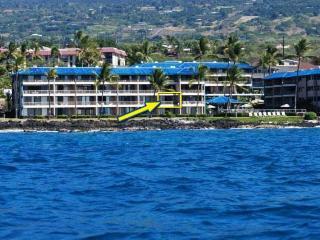Oceanfront Kona Reef Vacation Condo w/WiFi - Kailua-Kona vacation rentals