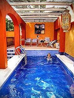 Solar heated swimming pool - House/B&B- Sleeps 2-15, Swimming Pool, Views - San Miguel de Allende - rentals