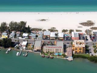 Westwinds-Bayview  2 Bed 2 Bath Condos w/ 3 Docks - Treasure Island vacation rentals