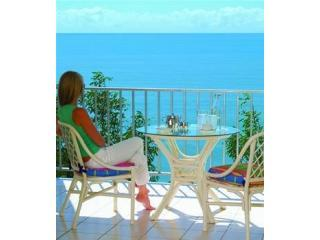Balcony - ABSOLUTE BEACHFRONT @ TRINITY BEACH, QUEENSLAND - Trinity Beach - rentals