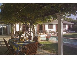 3Palmsmainpicturegarden - 3 Palms Luxury Cottage - Western Cape - rentals