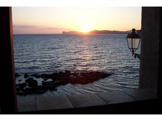 View from the Terrace - Accomodation on the Sea in the Centre of Alghero - Alghero - rentals