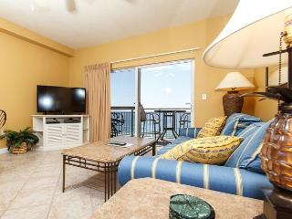 PI 602: Beautiful beachfront top floor condo- WiFi, pool, Free Beach Service - Fort Walton Beach vacation rentals