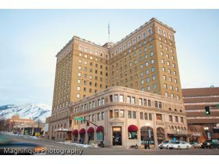 Ben Lomond Suites Historic Hotel - Condo 1007 Ben Lomond Suites Historic Hotel - Ogden - rentals