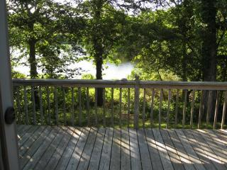 Pondside - Water Views and a Natural Quiet Setting - East Harwich vacation rentals