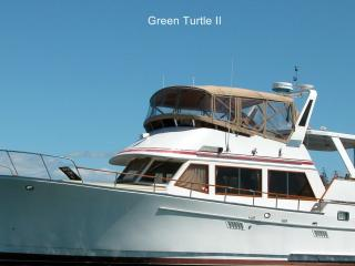 Green Turtle II  Yacht Boston's #1 B & B Free Park - Boston vacation rentals