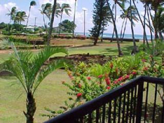 Bedroom Lani view - Paradise, Poipu, Beautiful, Great Value - Poipu - rentals