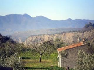 Cortijo de las Sierras, Niguelas, Lecrin Valley Property, Granada - Image 1 - Niguelas - rentals