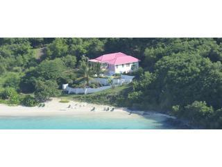 The Pink House - Jost Van Dyke vacation rentals