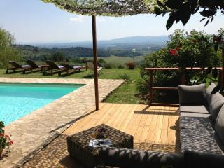 La Novellina - 9 pax Pool-AC-WIFI Florence /Siena - San Donnino vacation rentals