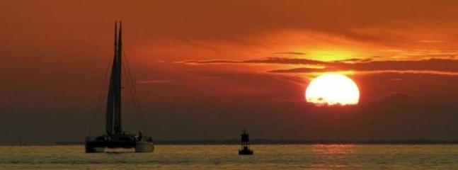 Sunset in Paradise - Bali Yacht Charter & Cruises - Denpasar - rentals