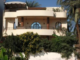 VILLA BAHRI 5 star apartment, rural West Bank - Luxor vacation rentals