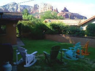 Master House and/or Guest House Hot Tub & Wireless - Sedona vacation rentals