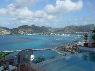 VistaRoyale - Private pool and breathtaking  view - Philipsburg vacation rentals