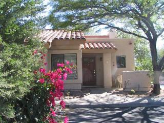 Front Door of Villa - High Desert Luxury in Tucson's Catalina Foothills - Tucson - rentals