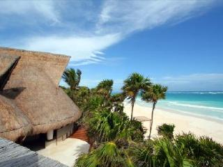 Beautiful Casa Nalum Villa with Pool - Nestled Along a White Sandy Beach - Yucatan-Mayan Riviera vacation rentals
