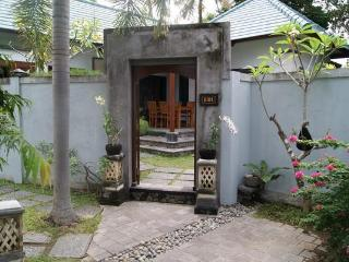 Bali holiday villa Oasis Biru - Sanur vacation rentals