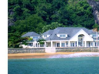 Front view from the sea - Luxury Beach Villa near Hua Hin with private pool - Hua Hin - rentals