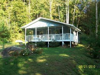 Cottage Nestled at the Base of Roan Mountain - Roan Mountain vacation rentals