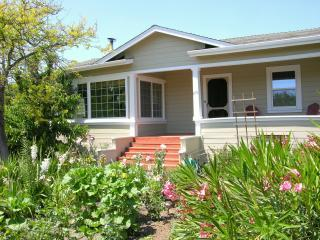 Amadora (Gift of Love) One Mile from Sonoma Plaza - Petaluma vacation rentals
