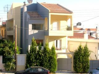 Glyfada Rental, close to beach + Avis Car (option) - Aegina vacation rentals