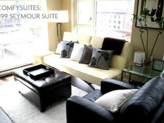 Downtown Vancouver: Yaletown by COMFYSUITES - Burnaby vacation rentals
