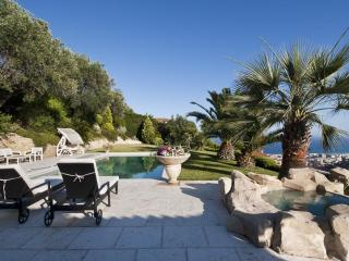 Luxury Nice Villa with Private Pool, Panoramic Sea View, WiFi - Nice vacation rentals