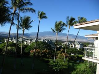 View from lanai - Vista D-301 Award Winner Penthouse w/BBQ and View - Waikoloa - rentals