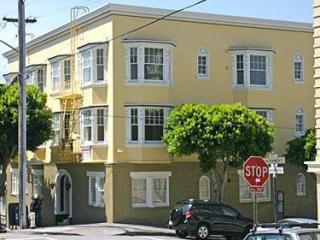 Charming Studio in Nob Hill, San Francisco - San Francisco vacation rentals