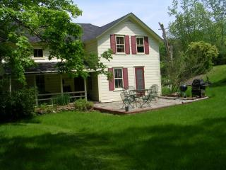 House w patio - Berkshires Cottage 4 bedrooms, sleeps 6 - Millerton - rentals