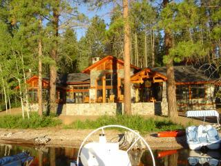 The Most Beautiful House on Flathead Lake, Montana - Polson vacation rentals