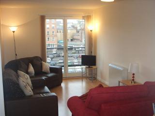 Lounge - Glasgow City Centre Flat -  Merchant City - Glasgow - rentals