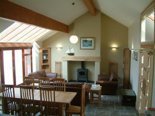 Living Room - Manaros - Aberdaron - rentals