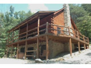 Large, lux.cabin, hot tub, call/email 4 Specials - Laurelville vacation rentals