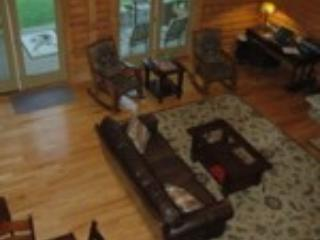 Living Room - Mountain Lodge, sleeps 27, call for 4 nt. Specials - Logan - rentals